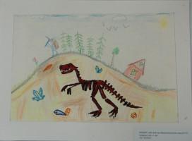"""""""Я геолог"""", Ермаков Глеб, 6 лет"""
